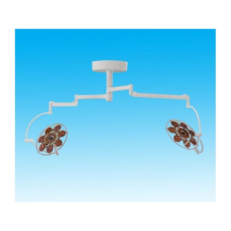 Operační lampa EMALED 500/300 -2x100 000 lx